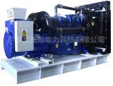 パーキンズエンジンを搭載する650kVAディーゼル発電機