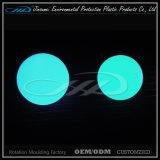 Material PE Moldagem rotacional Plástico Iluminação LED Decoração