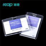 선전용 투명한 ID 신용 카드 홀더 도매