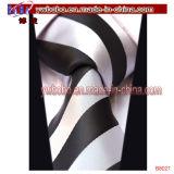 Fascetta ferma-cavo di nylon lavorata a maglia seta del collarino per cavi del legame di seta del legame 100% del legame di modo (B8028)