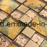 Or de carreau de céramique métallisant le matériel