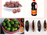 Doçura do alimento, potássio doce Glycyrrhizinate do extrato 65% da raiz de alcaçuz da noz de bétele