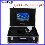 Unterwasserunterwasserkamera mit Bildschirm Cr110-7q dem 7 '' Digital-LCD