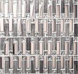 Teja del interior baldosas de mosaico inoxidable de Promoción (AJL-aj27)