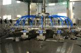 Машина горячей продавая автоматической минеральной вода заполняя и покрывая