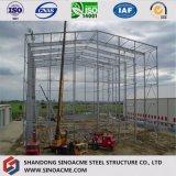 비용 효과적인 Prefabricated 강철 창고 또는 건물 또는 헛간
