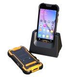 5-duim Quadcore 4G Waterdichte Smartphone, IP68 Standaard Waterdichte 10meters van de Specificatie