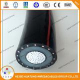 35kv 250mcm 350mcm 500mvm 750mcm Copper/Tr- XLPE/PVC Urd Energien-Kabel