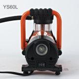12V verweisen Laufwerksart Autoreifen-Luftpumpe mit LED-Licht