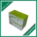 Impressão customizada Caixa de papelão ondulado para embalagem de toner