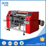 Máquina de alumínio do rebobinamento da película de Foil&Cling do fornecedor de China (PPD-AFCF600)