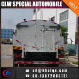 Dongfengの高圧クリーニングのトラックの道の洗浄掃除人のトラック
