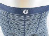 Cortocircuitos clásicos masculinos del boxeador de la ropa interior del algodón del Mens