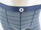 Roupa interior masculina de algodão masculina Classic Boxer Shorts
