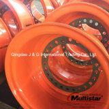 鋼鉄OTRの車輪の縁OTRの車輪
