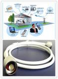 Buen funcionamiento del cable coaxial LMR200 con conectores