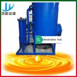 De la fábrica petróleo inútil arriba provechoso directo que recicla la máquina del filtro