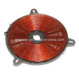 Piatto della serpentina di riscaldamento del fornello di induzione per le applicazioni domestiche e commerciali