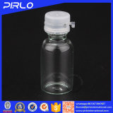 fiala di vetro farmaceutica 5ml con lo strappo fuori dalla bottiglia della fiala della medicina della protezione