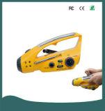 Gerador solar de fabricação & luz Emergency do diodo emissor de luz & fonte de alimentação de rádio & móvel