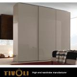 디자이너 매트 까만 옷장 단위 Tivo-0051hw
