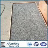 중국 옥외 벽지 정면은 알루미늄 거품을 깐다