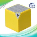 Orador portátil sem fio de 6 cores com mini forma de cubo