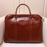 Sacos de Tote macios clássicos luxuosos Emg4885 do couro genuíno da bolsa das mulheres do estilo