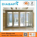 産業スライド・ゲートのガラス吊り鎖の自動ドア