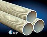 Riga di plastica dell'espulsione del tubo del PVC della macchina dell'espulsore di resistenza eccellente