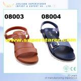 Ботинок сандалии Slingback способа, эластичные ботинки сандалии женщин