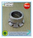 En línea 7075 productos que trabajan a máquina de aluminio de encargo del CNC