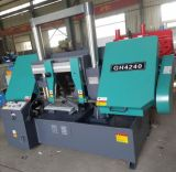 Tipo maquinaria Gh4250 da precisão do Sawing da coluna do dobro com Ce