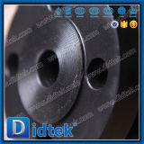 Didtek ASME B16.5 que flutua alavanca manual a válvula de esfera operada
