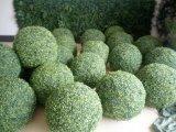 人工的な草の球の紫外線保護された屋外の使用