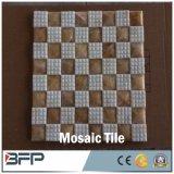 Telhas e testes padrões de mármore de pedra naturais do mosaico
