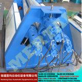 Quente! Mclw12xnc-12X2000 máquina de rolamento especial da placa do rolo do cone quatro, máquina de dobra