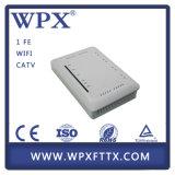 Triple Play FTTH 1ge Gpon CATV ONU do Ethernet do gigabit