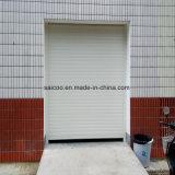 Obturateur automatique en aluminium de rouleau de guichet, porte de roulis