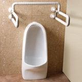 Фабрика сразу огораживает установленные штанги ручки Urinal ванной комнаты для пожилых людей