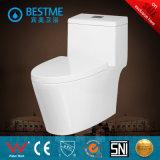 Toilette de salle de bains de Siphonic avec la technologie de vortex (BC-2022)