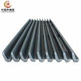 金属は延性があるかねずみ鋳鉄の鋳造の鋳鉄を砂型で作る