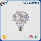 LEDの照明ランプの装飾の電球D95 e27 3W