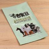 Мешок собачьей еды с Ziplock для животной еды