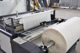Machine non-tissée Zxl-B700 de fabrication de sac plat des meilleurs prix