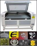 100W PMMA láser máquina de corte con cuchilla Mesa de trabajo