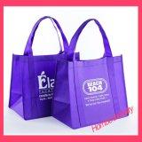 Nicht gesponnener Beutel mit kundenspezifischem Firmenzeichen für Verpackung/Kleid