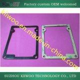 Gaxeta da borracha de silicone do produto comestível com adesivo