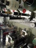 Sistema automático de la alarma y de la rectificación, máquina que corta con tintas rotatoria de siete estaciones