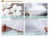 Quilt do Duvet de matéria têxtil do hotel da fibra de poliéster 400GSM